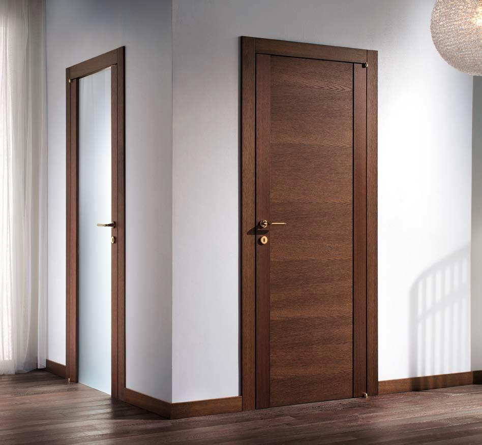 Rivenditore le porte di barausse a taranto desin srl porte interne infissi esterni porte - Colore porte interne e infissi ...